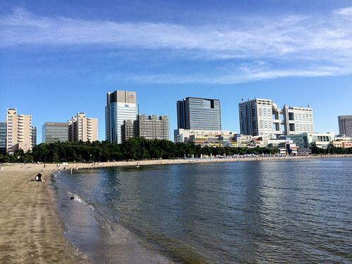 海浜 お 公園 台場