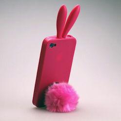 うさぎ耳iPhoneケース2