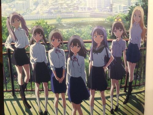 劇場版「Wake Up, Girls!七人のアイドル」、特典の複製原画と当たりの生原画の見分け方